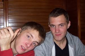 deux fils, nés au domicile familial à Etterbeek